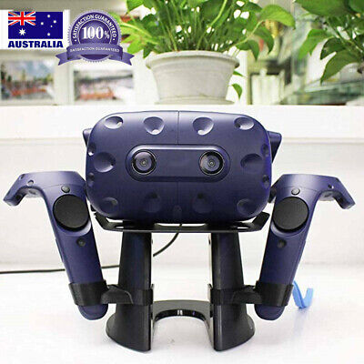 AU35.82 • Buy Vr Stand,Headset Display Holder And Station Plug-in Controllers Stand