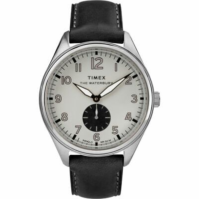$79.99 • Buy Timex The Waterbury Quartz Movement Grey Dial Men's Watches TW2R88900