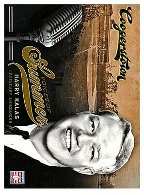 $2.99 • Buy 2012 Panini Cooperstown Voices Of Summer #10 Harry Kalas Phillies