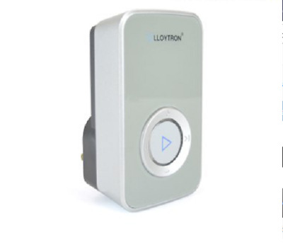 £23.99 • Buy Wireless Door Entry Sensor Contact With Grey 32 Melody Chime / Bell Shop Alert
