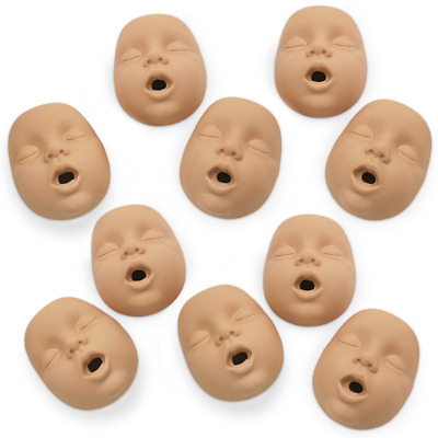 £5 • Buy Simulaid Kim Infant CPR First Aid Training Manikin Mouth/Nosepieces New