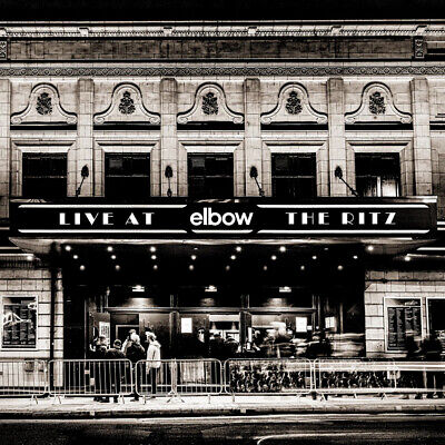 £6.95 • Buy Elbow - Live At The Ritz Album Cover Poster Giclée Print