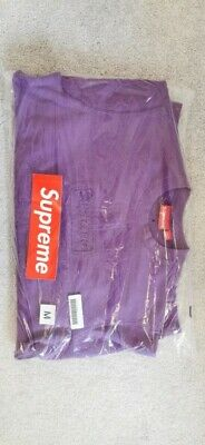 $ CDN650 • Buy Supreme Cutout Box Logo Crewneck Medium Hoodie Sweater Ss20
