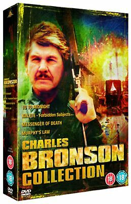 Charles Bronson Collection (Box Set) [DVD] • 11.99£