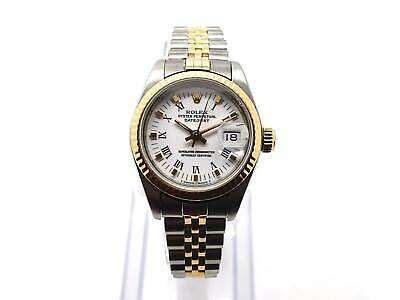 $ CDN5369.42 • Buy Rolex Lady-Datejust 69173 18k Yellow Gold Stainless Year 1989