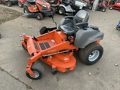 AU4995 • Buy ZERO TURN Husqvarna Ride On Mower, 26hp, 52 Inch Fabricated Deck, RRP $9799 New,