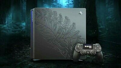 AU1200 • Buy Limited Edition The Last Of Us 2 PS4 Sony PlayStation 4 Pro 1TB Console Preorder