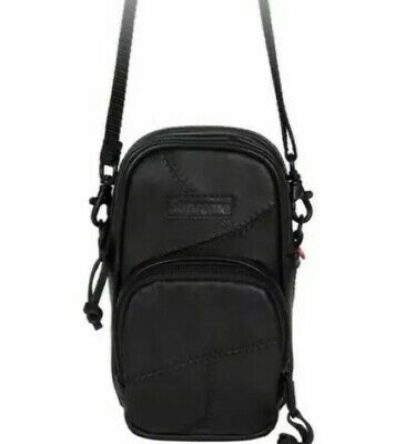 $ CDN240 • Buy Supreme, Patchwork Leather Shoulder Bag, Black Fw19 Os (in Hand) Authentic, New