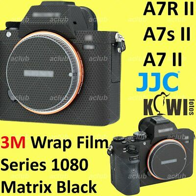 $ CDN24.88 • Buy 3M Anti-Scratch Camera Body Film Cover Protector MK For Sony A7 II A7R II A7S II