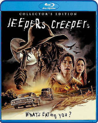 $124.99 • Buy Jeepers Creepers 2-Disc Collectors Edition Blu-ray   Scream Factory   OOP   New