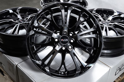 $549 • Buy 17  Wheels Honda Civic Accord Spark Miata Cooper Corolla Black Rims 4x100 4 Lugs