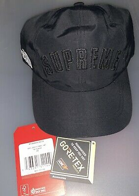 $ CDN272.40 • Buy Supreme The North Face Arc Logo 6 Panel Hat Black New Authentic 2020 TNF
