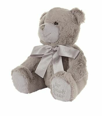 Harrods Signature Bear -  My Harrods Teddy  On Foot - Luxury Gift - Grey • 29.95£