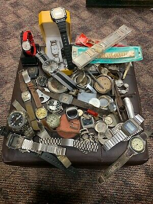 $ CDN109.05 • Buy Watches Lot Mens, Womans, Vintage, Modern, Some Random From Many Estates