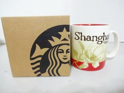 $ CDN40.86 • Buy Starbucks Shanghai 2015 Global City Icon Collector Series Cup-MIB