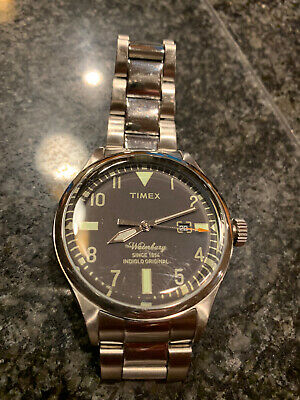 $16 • Buy Timex Waterbury Watch