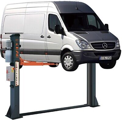 2 Post Lift /car  Vehicle Ramp  5t Two Post/auto Release Inc. Install • 4,074£