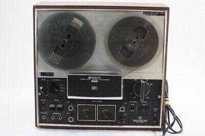 $249.99 • Buy Vintage Sony Tapecorder TC-377 3 Head Stereo Reel To Reel Tape Player Recorder