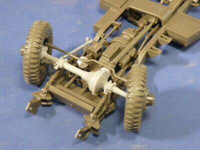 $10.85 • Buy Resicast 1/35 M3A1 Scout Car Positionable Steering For Tamiya Kits