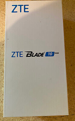 $175 • Buy ZTE Blade 10 Prime - 64GB - Black (Visible) (BRAND NEW SEALED)
