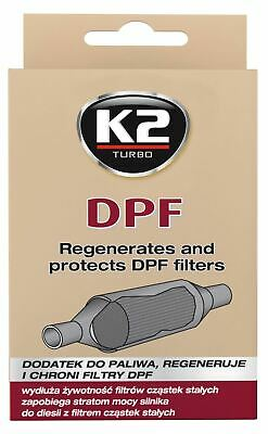 AU22.74 • Buy K2 DPF Diesel Particulate Filter Cleaner T316 50ml Easy To Use