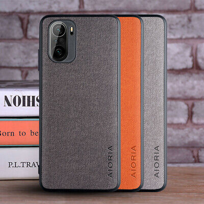 $ CDN5.06 • Buy Case For Xiaomi Poco F2 Pro Pocophone F1 Luxury Textile Leather Skin Case Cover