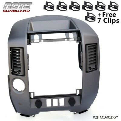 $59.48 • Buy For 2004-2006 Nissan Titan XE SE Armada SE Instrument Panel Lid Finisher Bezel
