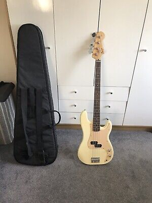 P Bass Squire Indonesian  • 230£