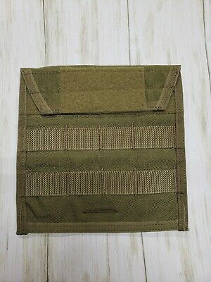 $10 • Buy USMC Coyote Molle Side Plate Carrier