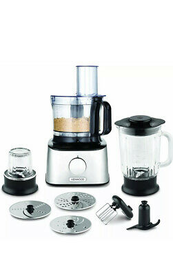 View Details Kenwood FDM302SS Multipro Compact Food Processor, 800 W, Silver • 112.00£