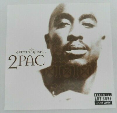 2 Pac - Ghetto Gospel  - CD Compact Disc Only • 0.99£