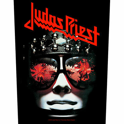 £7.95 • Buy Judas Priest Hell Bent For Leather Back Patch Sew On Official Badge Album Band