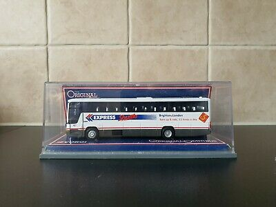 Corgi OOC 43302 National Express Shuttle Plaxton Premier. • 4.99£