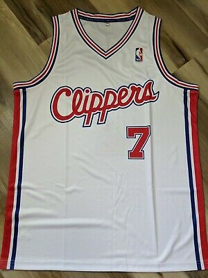AU79 • Buy Lamar Odom 1999 Los Angeles Clippers Replica NBA Jersey - Large