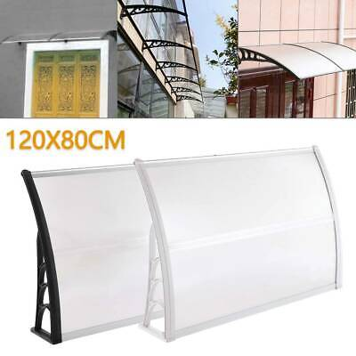 $ CDN60.44 • Buy Door Canopy Awning Rain Shelter Front Back Porch Outdoor Shade Patio Roof Cover