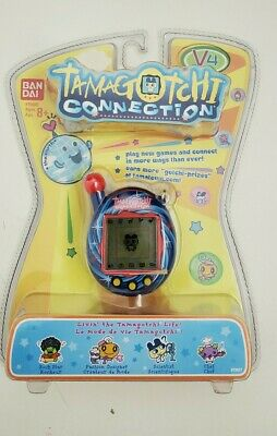 $ CDN190 • Buy Tamagotchi Connection V4 BRAND NEW SEALED Virtual Connection Keychain Handheld