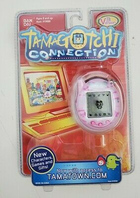 $ CDN175 • Buy Tamagotchi Connection V3 BRAND NEW SEALED Virtual Connection Keychain Handheld