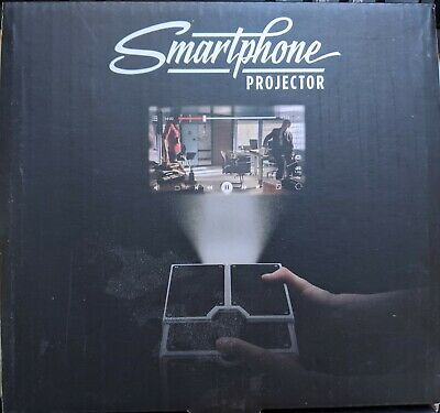 AU6.70 • Buy Smartphone Projector DIY Portable Mobile Phone Theatre Cinema - BRAND NEW IN BOX