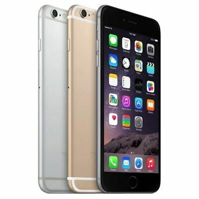 AU324.95 • Buy (NEW & SEALED) Apple IPhone 6 | 4G Smartphone | Factory Unlocked | Grey 64GB