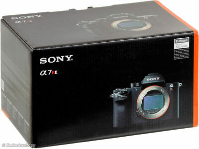 $ CDN2301.30 • Buy Sony Alpha A7R II Mirrorless Digital Camera (Body Only) ILCE7RM2/B
