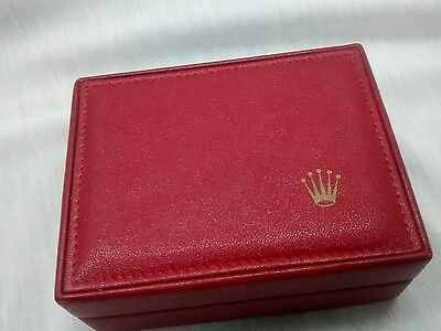 $ CDN160.18 • Buy Nice Vintage Rolex Red Leather Watch Box Only 14.00.01