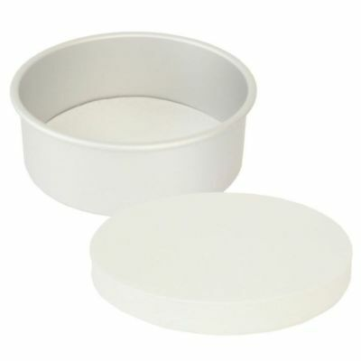 7  Inch Bakers Round Baking Paper Tin Liners Grease-proof Circles • 4£