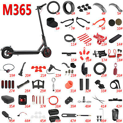 $7.99 • Buy For Xiaomi Mijia M365 Electric Scooter Various Repair Kit Spare Part Accessories