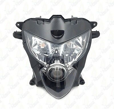 $80.49 • Buy Replacement Head Light Front Lamp Assembly For 2004 2005 Suzuki GSXR 600 750