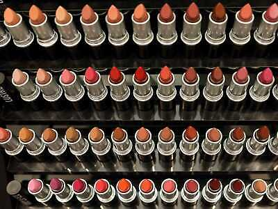 $28.99 • Buy MAC LIPSTICK Brand New In Box,100% Authentic - Choose Your Shade OVER 200 COLORS