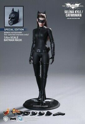 AU500 • Buy Hoy Toys The Dark Knight Rises Mms 188 Selina Kyle Catwoman Special Edition 1/6