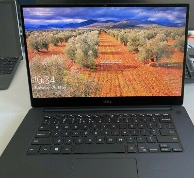 AU1855 • Buy Dell XPS 15: 7590 15.6  UHD Touch, 512GB SSD,  I7, 16GB Laptop LIKE NEW Warranty