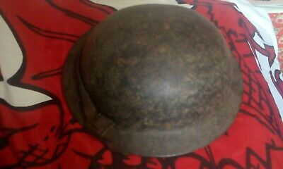 Ww2  British Bakelite Helmet  [film Prop,,home Guard, Dad's,arp,ww1, Original • 55.55£
