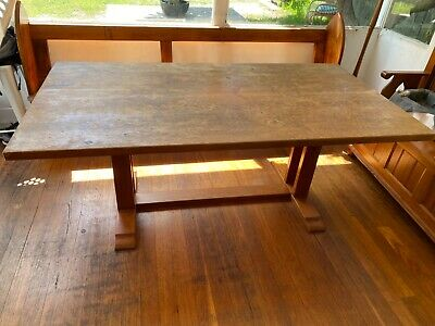 AU90 • Buy Solid Wood Dining Table Good Quality Used