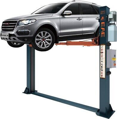 2 Post Lift /car  Vehicle Ramp  4t Two Post/auto Release Inc. Install • 3,054£
